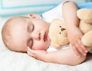 بی خوابی در کودکان