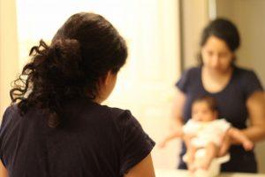 آموزش استفاده از دستشویی به نوزاد