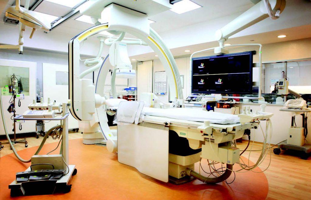 اسکن پرفیوژن قلبی
