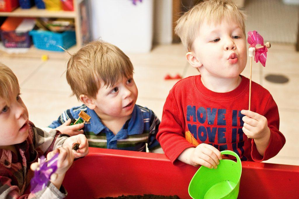 رشد کودک - رشد اجتماعی