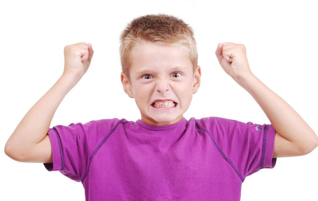 فحش دادن و بد دهانی در کودکان