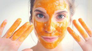 عسل و پوست