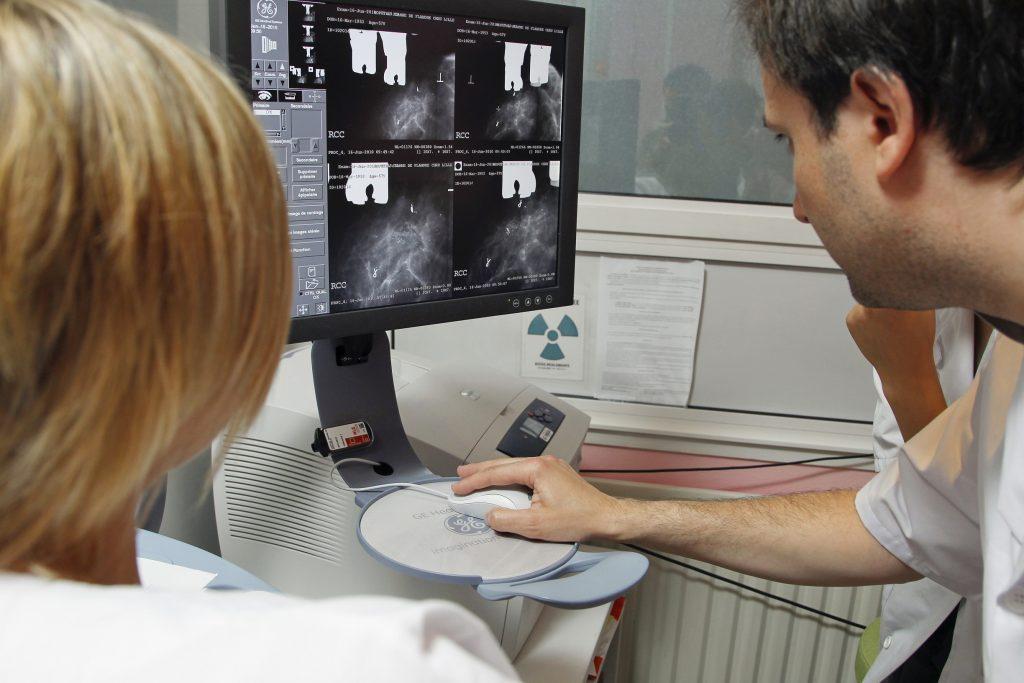 ماموگرافی و سایر آزمایشات تصویربرداری پستان