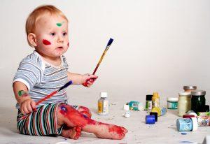 مسمومیت در اطفال