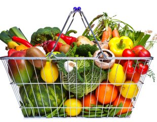 رژیم غذایی لبریز از میوه
