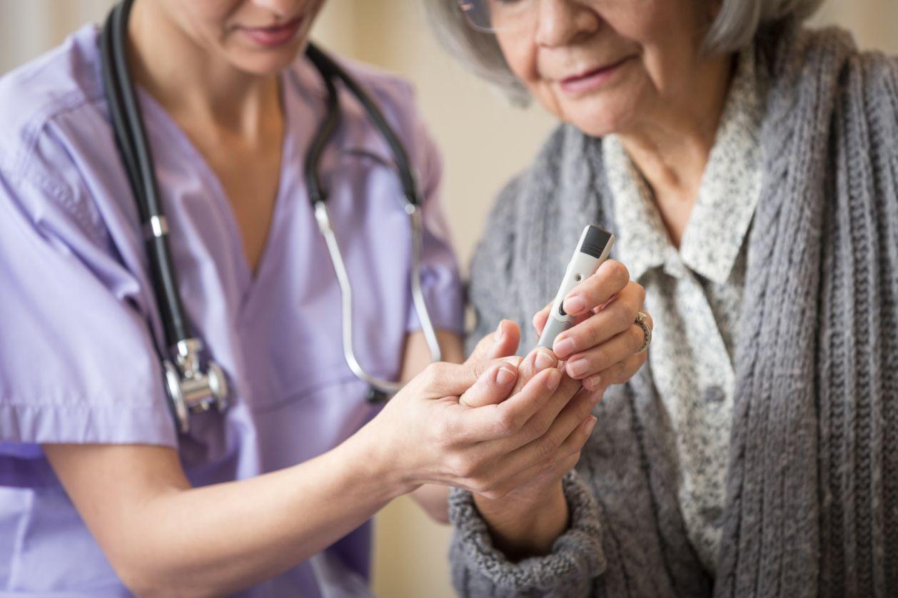 В санаторий с диабетом 1 типа