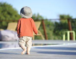 محدوده زمانی راه رفتن کودک شما
