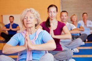 یادگیری آرامش و ریلکس کردن در طول یائسگی