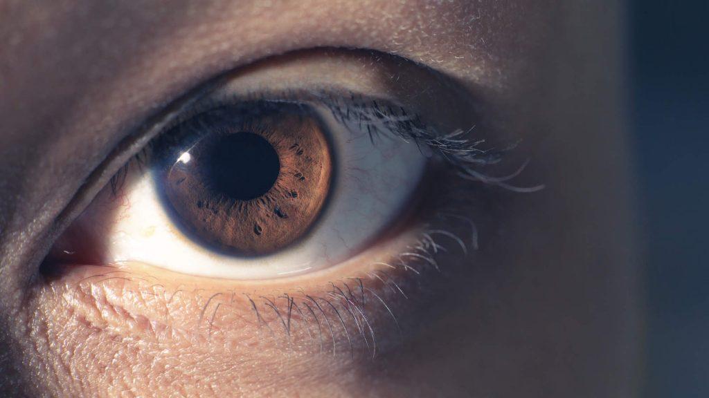آیا تمرینات چشم میتواند پف چشم را کاهش دهد؟