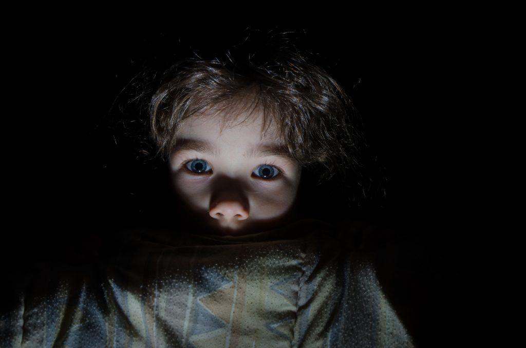 اختلالات خواب : وحشت های شبانه