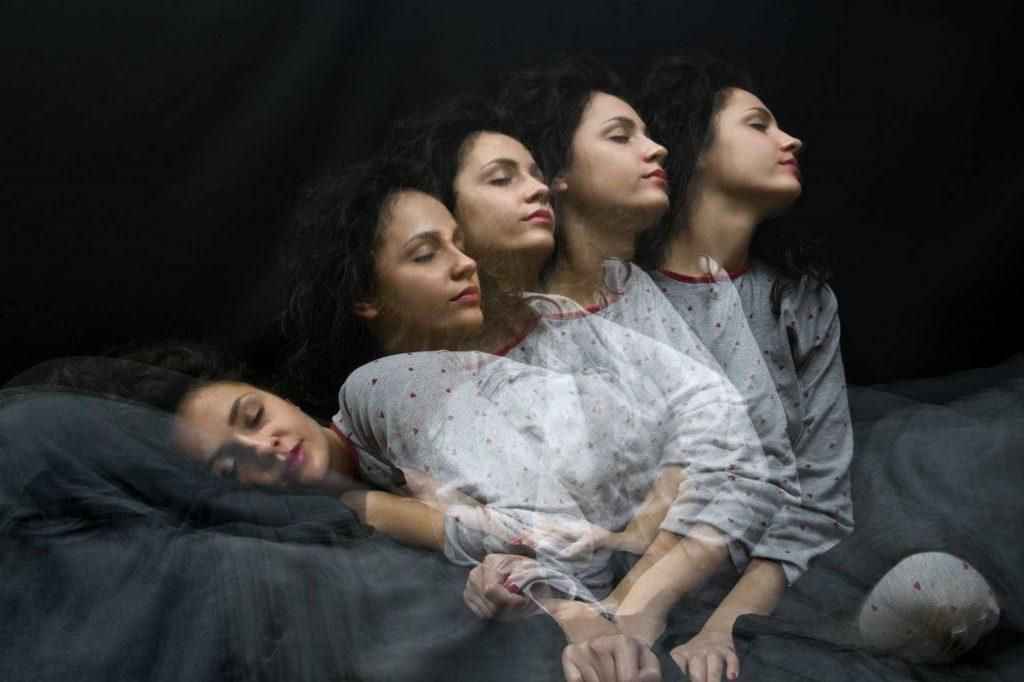 اختلالات خواب و پاراسومینا