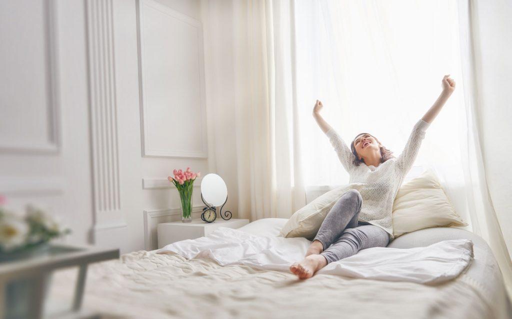 نکاتی برای کاهش استرس و داشتن خواب بهتر