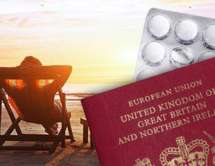 25 توصیه برای بیمار نشدن در مسافرت
