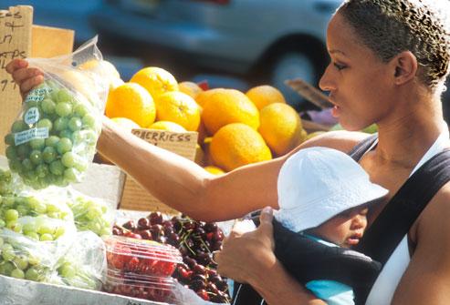 برنامه غذایی تان روی کودک تاثیر دارد؟