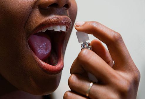 مسائل مربوط به دهان