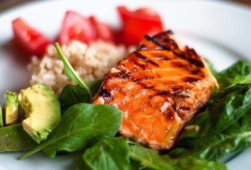 رژیم غذایی سالم می تواند قدرت مغز شما را افزایش دهد