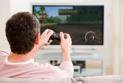 بازی های کامپیوتری مغز شما را ورزش می دهند
