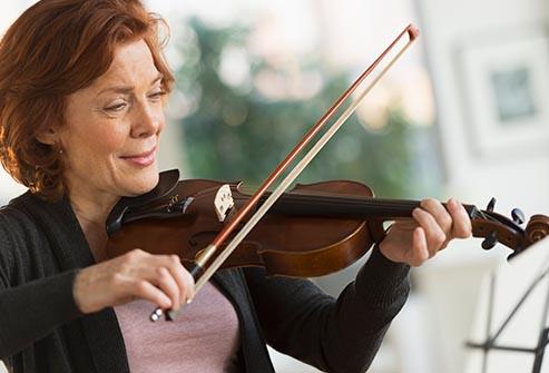 موسیقی به مغز شما کمک می کند