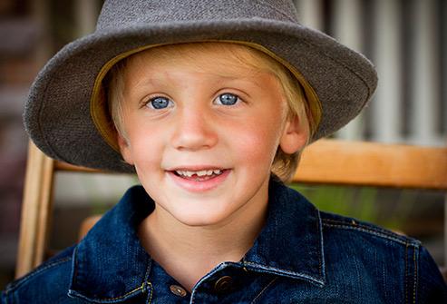 شکستگی دندان در کودکان