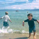 ایمنی در استخر و ساحل