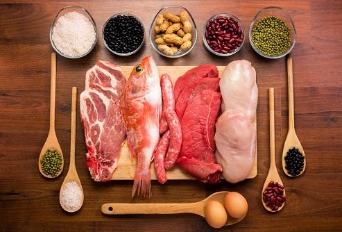 قدرت پروتئین