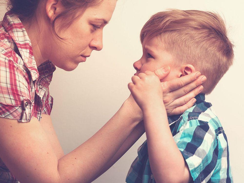رفتار و کودکان