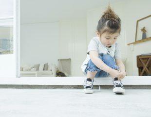 مهارت های خود مراقبتی در کودکان
