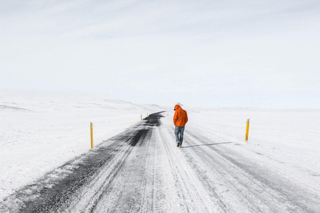 ورزش کردن در هوای سرد