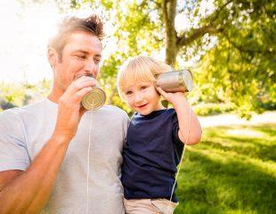 بازی برای بالا بردن مهارت های توجه و گوش دادن در کودکان
