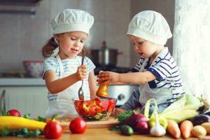 تغذیه سالم کودکان