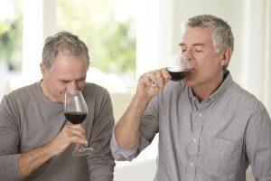 تاثیر نوشیدنی قرمز روی افزایش طول عمر !!