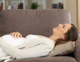 همه چیز درباره درد شکم در دوره بارداری