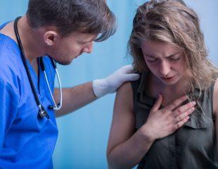 آتلکتازی ریه - وقتی ریهها روی هم بخوابند چه اتفاقی میافتد؟