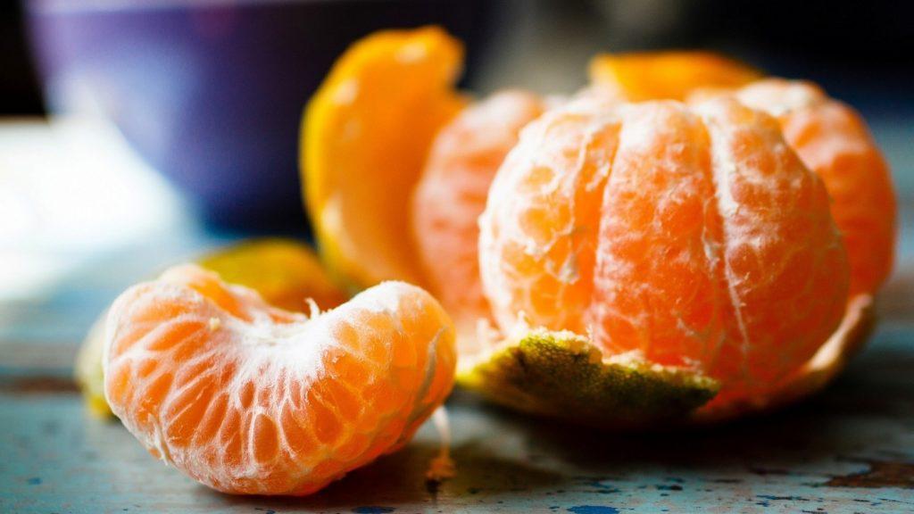 میوه های نارنجی