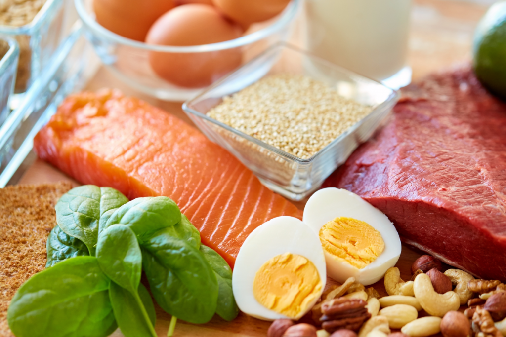 8 علامت و نشانه شایع کمبود پروتئین در انسان