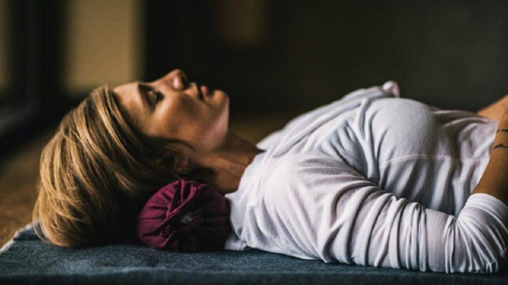 تسکین و کاهش اضطراب