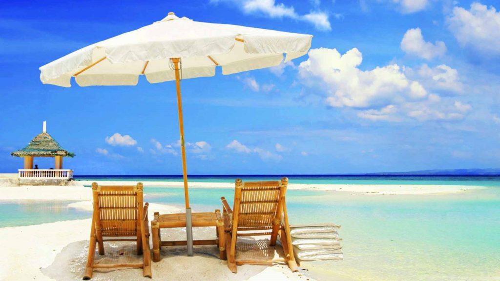13 . برای مراقبت از خود به تعطیلات بروید