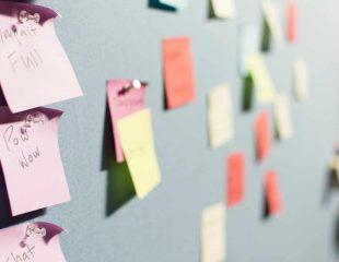 نشانه های بصری برای سازماندهی کردن
