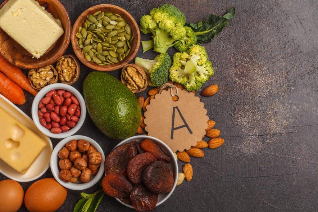 کمبود ویتامین A - هشت نشانه و علامت کمبود ویتامین آ
