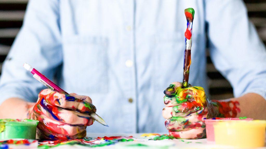 12 . برای ساخت زندگی بهتر از خلاقیت خود استفاده کنید