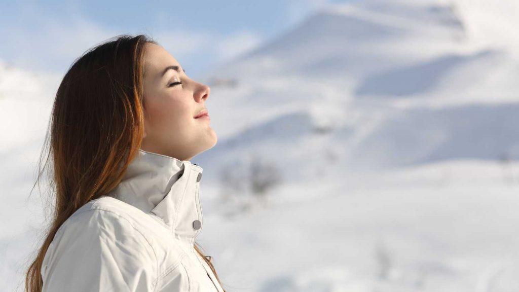 1 . مراقبت از خود با تنفس عمیق