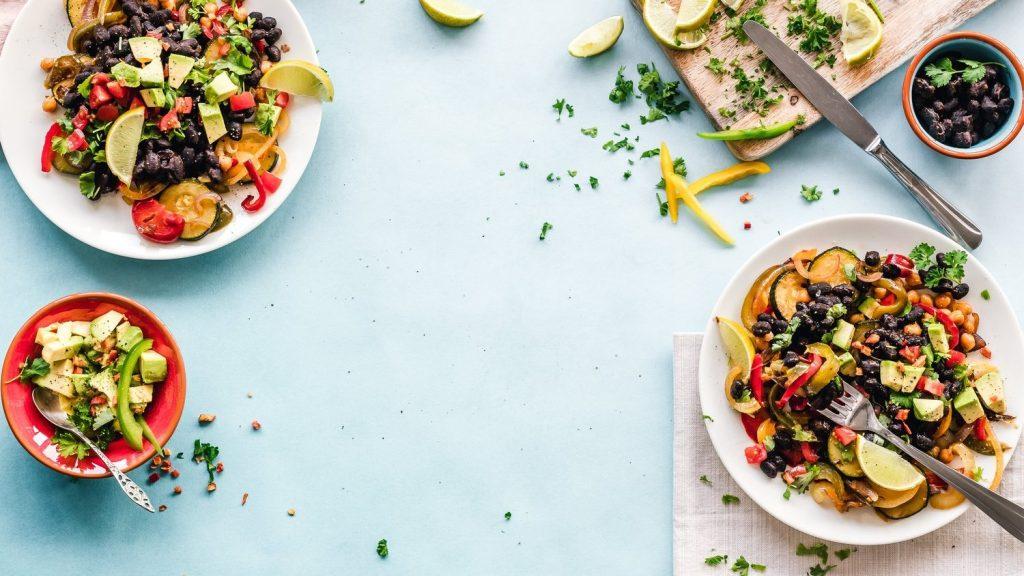 ترویج عادات غذا خوردن سالم است