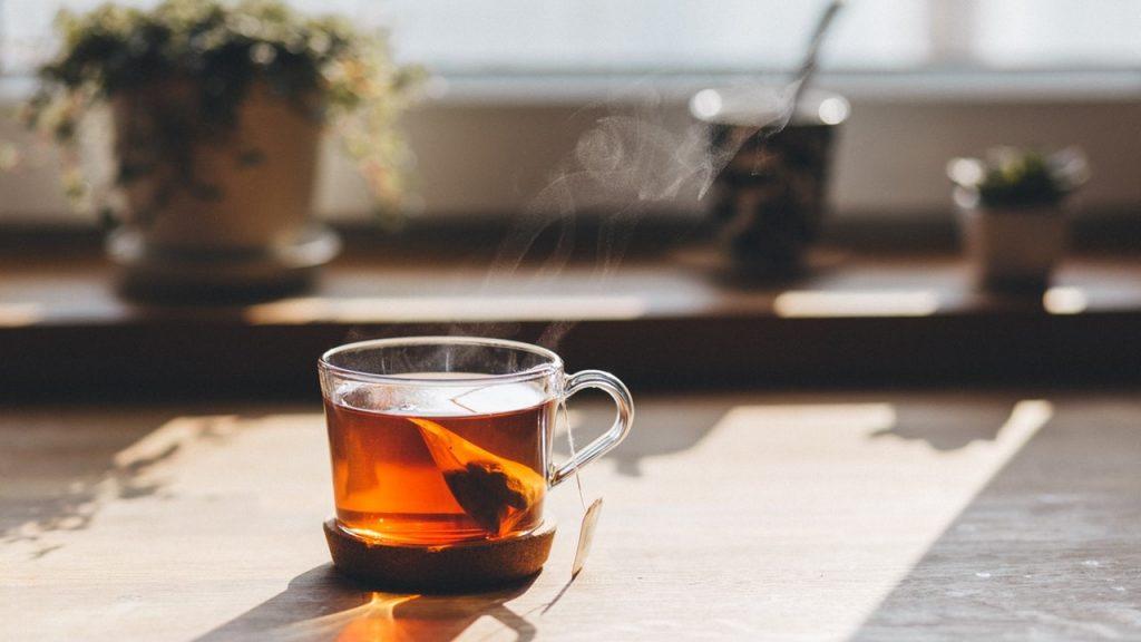 3 . چای سیاه