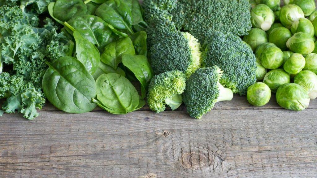 8 . سبزیجات کریستالی