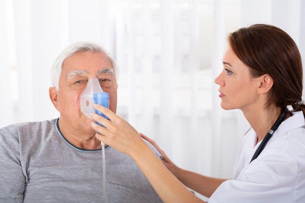 پیشگیری، تشخیص و درمان آمفیزم ریوی