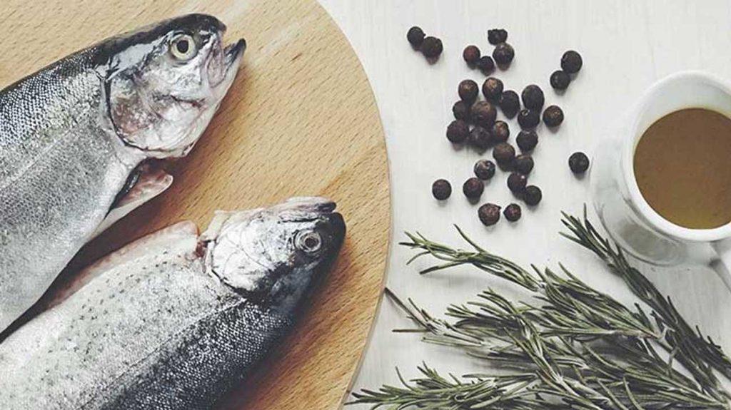 1 . ماهی های جیوه ای