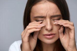 چگونه خارش چشم شبانه را درمان کنیم؟