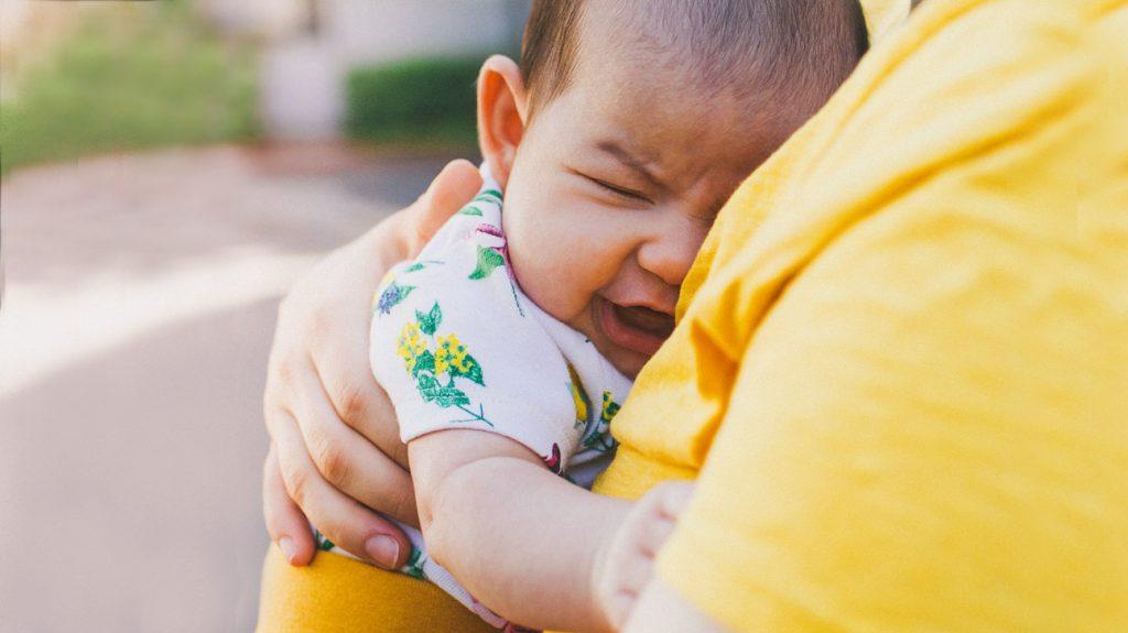 درمان ریفلاکس نوزادان