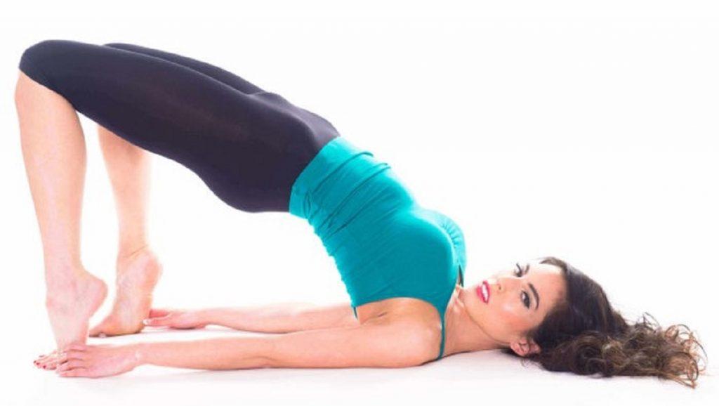 انجام تمرینات عضلات لگن