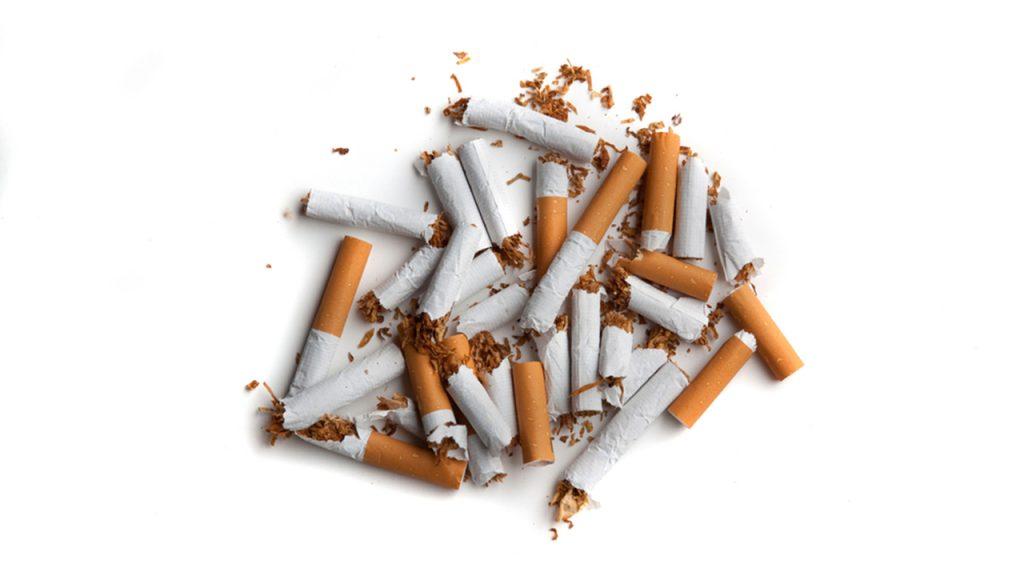 مزایای بهداشت و درمانی ترک سیگار